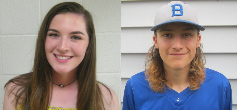 Erin Girard and Jagger Duquette 5-7-18