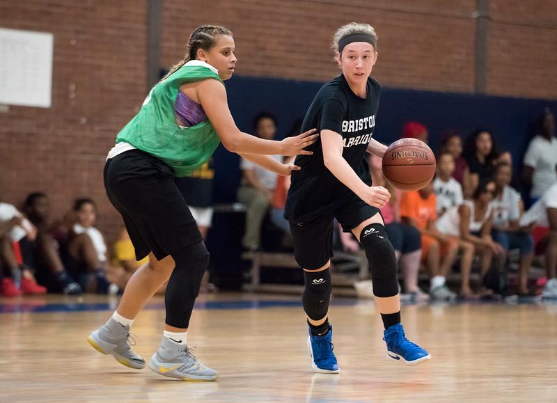 Nutmeg Games girls basketball