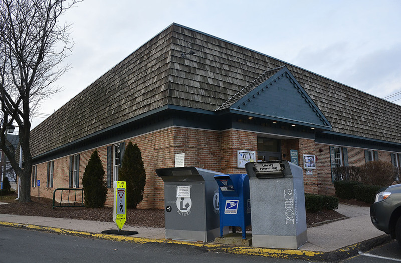 Southington public library