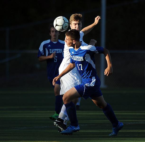Berlin boys soccer