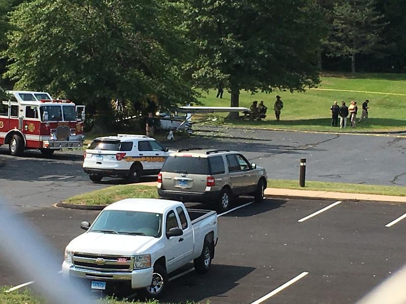 Plainville plane crash
