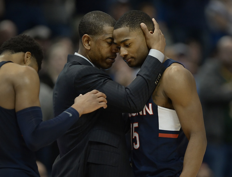 Kevin Ollie 10-24