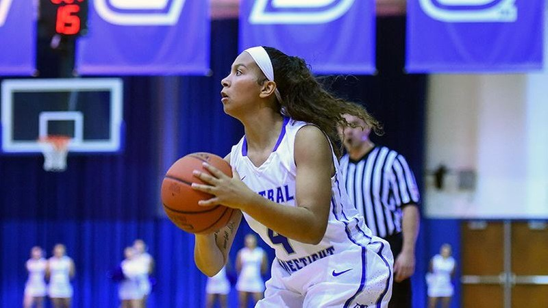 CCSU women's basketball 11-12