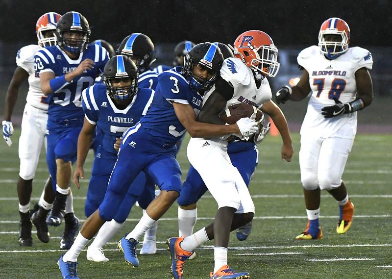 Plainville football 11-22