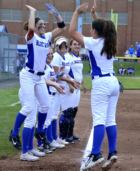 Southington softball