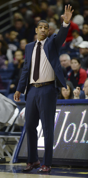 Kevin Ollie 3-9-18