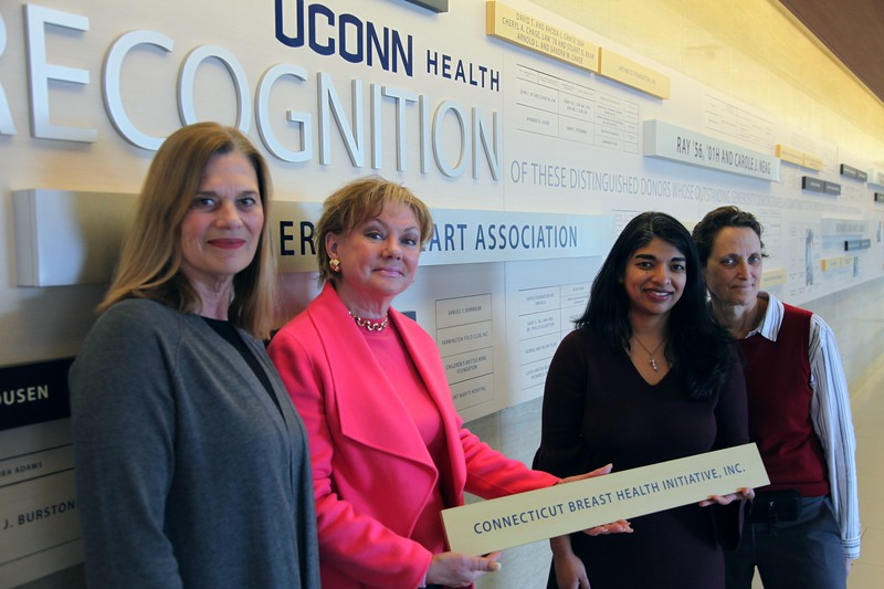 Uconn Donor Wall