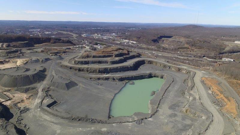 Tilcon quarry