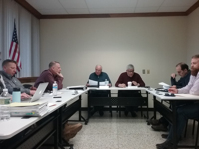 board of finance 4.10.18