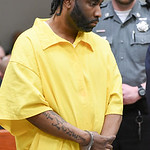 042617  Wesley Bunnell   Staff  Patrick Miles, 36, was arraigned in New Britain Superior Court on Wednesday afternoon for the murder of his wife Yasheeka on April 7. Miles remains jailed in  ...