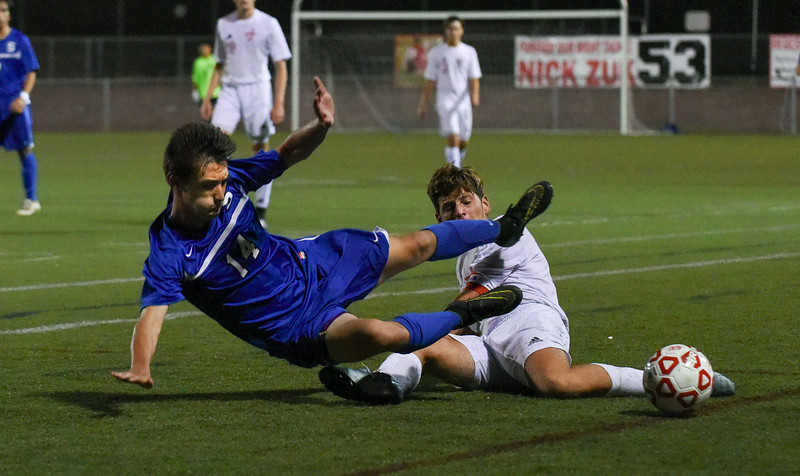 Southington boys soccer 10-20