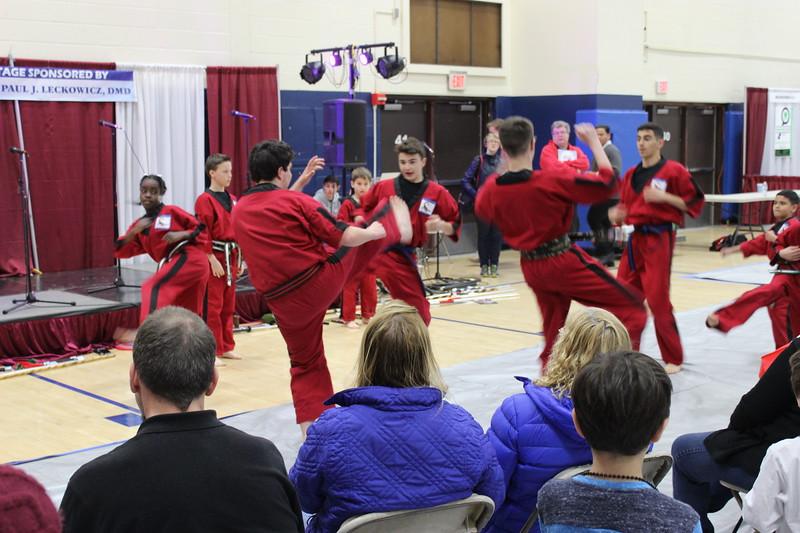 Showcase-NTC-041318 karate