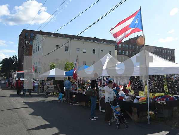 9/9/2017 Mike Orazzi | Staff The Puerto Rican Festival held on High Street in New Britain Saturday.