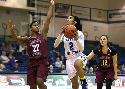 earlyseason-struggles-have-ccsu-womens-basketball-playing-well-to-start-nec-play