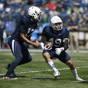 uconn-football-loses-running-back-oreilly-for-season-with-torn-acl