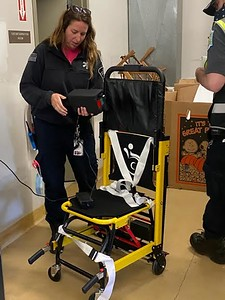 we-wanted-to-do-something-to-give-back-plymouth-volunteer-ambulance-company-receives-two-motorized-stair-chairs-to-assist-patients