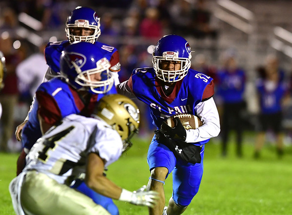 The Bristol Press Football Preview St Paul Looks To Keep