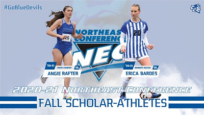 bardes-rafter-recognized-as-nec-fall-scholarathletes-of-the-year