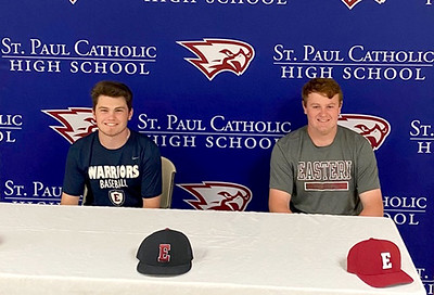 st-paul-baseball-standouts-cofrancesco-parent-commit-to-play-at-eastern-connecticut-state