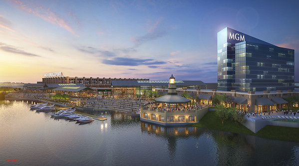 The Bristol Press Mgm Announces Plans For New Connecticut Casino