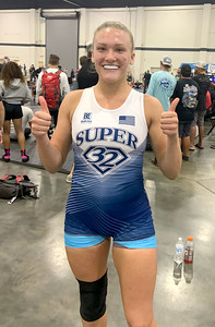 dinelli-takes-second-at-national-tournament-as-she-gets-set-for-her-first-season-with-plainville-wrestling