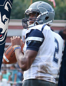 junior-transfer-pindell-is-named-starting-quarterback-for-uconn-football