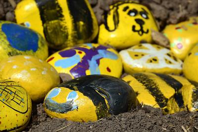 childrens-art-to-accompany-pollinator-garden-behind-ymca