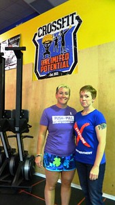 crossfit-unlimited-potential-to-hold-two-workout-fundraisers