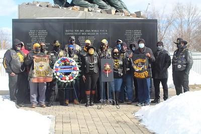 bristol-legion-buffalo-soldiers-honor-memory-of-fallen-soldiers-at-iwo-jima-memorial-in-new-britain