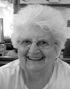 Yvette A. (Lamontagne) Gagne