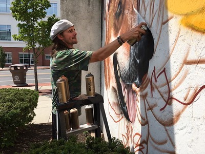 downtown-mural-artist-aims-to-complete-work-this-weekend
