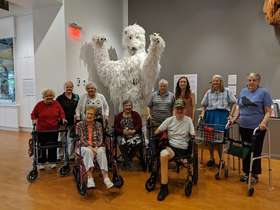 middlewoods-residents-visit-museum-of-puppetry