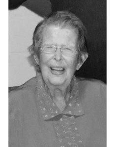 Mabel Elizabeth 'Betty' (Rowley) Radcliff