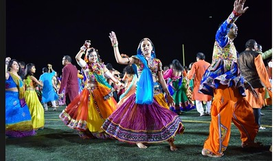 navaratri-folk-dancing-festival-expected-to-draw-thousands