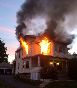man-rescued-from-plymouth-house-fire-hospitalized