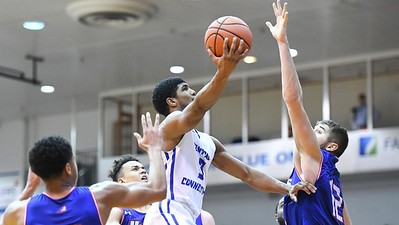 ccsu-mens-basketball-held-off-by-austin-peay-in-opener-of-jersey-mikes-jamaica-classic