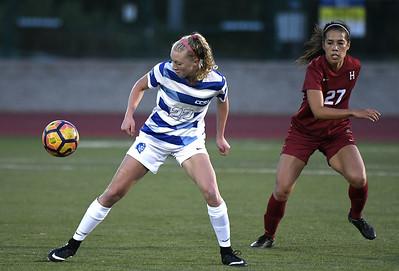 harvard-freshman-agnew-lifts-crimson-over-ccsu-womens-soccer-in-defensive-battle
