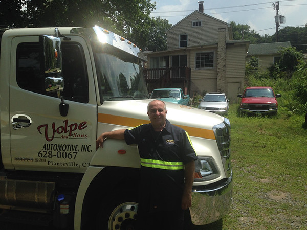 The Bristol Press Volunteering Volpe Auto Repair Owner Allows