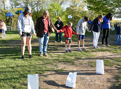 south-side-school-hosts-walk-to-support-student-with-cancer