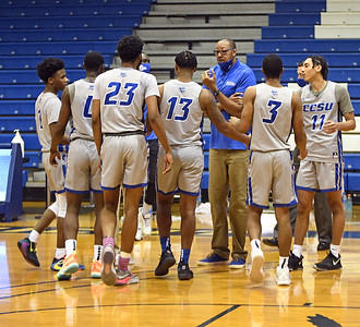 ayangma-sets-career-high-in-points-as-ccsu-mens-basketball-beats-wagner-on-senior-night