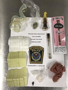 plymouth-police-make-narcotics-arrest