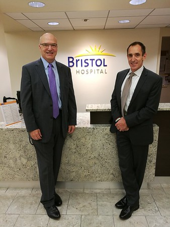 The Bristol Press - Bristol Hospital announces CFO, VP of operations
