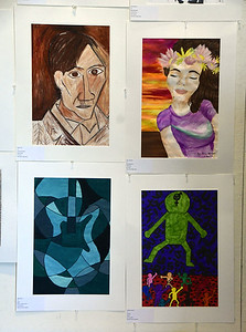 annual-exhibit-features-artwork-created-by-students