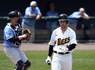 bees-unable-to-get-offense-going-blanked-twice-in-doubleheader-with-blue-crabs
