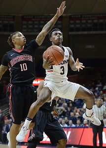 uconn-mens-basketball-guard-gilbert-out-for-season-with-shoulder-injury
