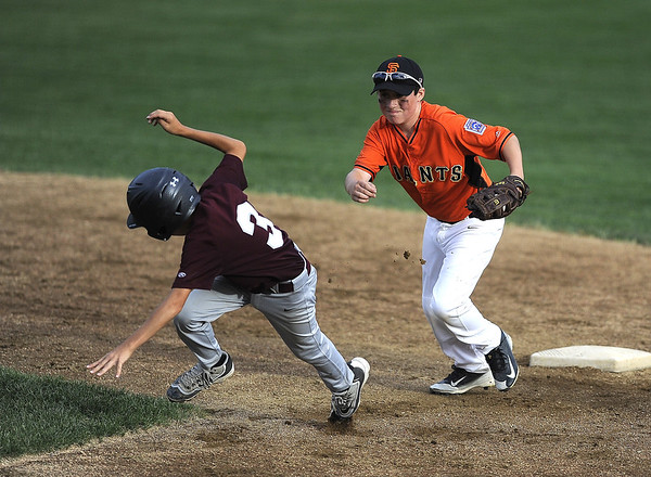 6cef99c8e9a The Bristol Press - Annual Little League Baseball City Series begins today  as champs compete for Bristol title