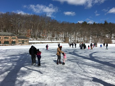 cold-snap-transforms-rockwell-park-lagoon-into-winter-wonderland-with-ice-skating-and-hot-chocolate-with-video