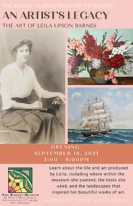barnes-museum-will-unveil-new-exhibit-featuring-leila-upson-barnes-paintings