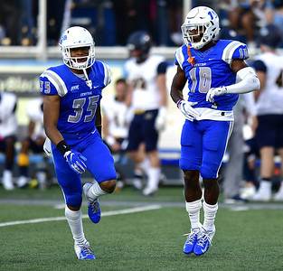 ccsu-footballs-defense-intercepts-five-passes-as-blue-devils-roll-past-valparaiso-for-third-straight-win