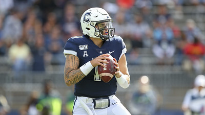 uconn-football-head-coach-goes-with-gut-picks-true-freshman-zergiotis-to-start-at-quarterback